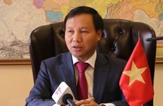 Ambassador: PM's upcoming visit to lift Vietnam – Russia ties