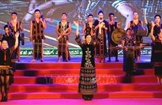 Festival enhancing ethnic cultures between Vietnam, Laos closes