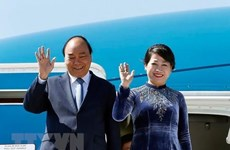 PM Phuc sets off for official visits to Russia, Norway, Sweden