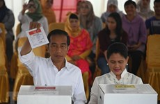 Indonesia: Joko Widodo reelected for second tenure