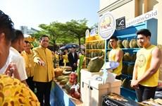 PM Prayut promotes Thailand Fruit Festival 2019