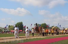 Cambodia holds traditional royal ploughing ceremony