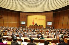 Deputies discuss socio-economic matters on May 22