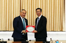 HCM City, Australia's Gold Coast seek cooperation opportunities