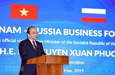Vietnam always welcomes Russian enterprises, says PM