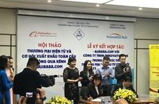 E-commerce: profitable platform for Vietnamese exports