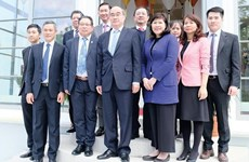 HCM City studies new technologies in Germany