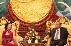 Laos vows to preserve relationship with Vietnam