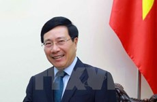 Deputy Prime Minister Pham Binh Minh to visit Japan