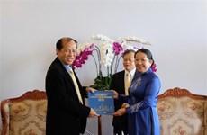 HCM City vows to help nurture Vietnam-Cambodia friendship