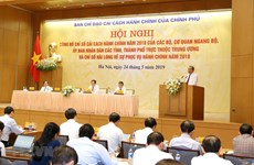 Quang Ninh, central bank lead 2018 administrative reform index