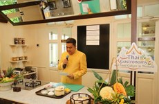Thai Gastronomy and Food Culture held