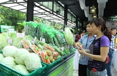 Hanoi, Son La team up in supplying agricultural products