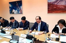 Vietnam, Russia foster cooperation in e-government building