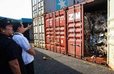 Philippines seizes seven waste containers from Australia