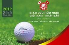 Vietnam-Japan Friendship Golf Tournament tees off in Hai Duong