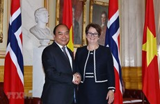 Vietnamese PM meets with top Norwegian legislator