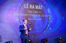 Viettel group establishes seventh subsidiary