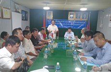 Support given to Vietnamese Cambodians in Kampong Chhnang