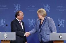 PM Nguyen Xuan Phuc concludes Norway visit