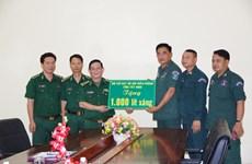 Vietnamese, Cambodian localities enhance mutual support