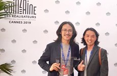 Vietnamese film wins top prize at Cannes Directors' Fortnight