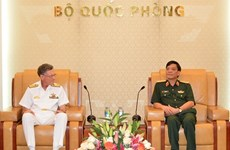 Vietnam – Australia defence ties strengthened
