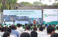 Campaign kicks off to restore traffic safety, order