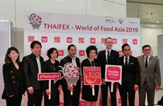 THAIFEX - World of Food Asia 2019 kicks off in Bangkok