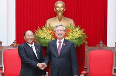 Vietnam prioritises developing friendship, cooperation with Cambodia
