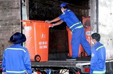 HCM City reduces number of waste transfer stations in the city