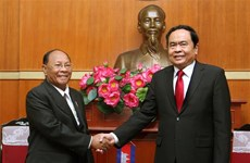Vietnam – Cambodia friendship, neighbourliness cemented: official