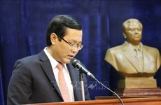 Vietnam, Laos work to improve training cooperation quality