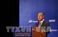Malaysian PM proposes common Asia trading currency