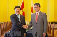 Vietnam, Japan agree to expand economic bond