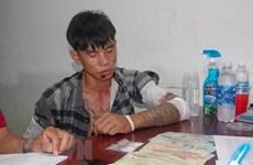 Ba Ria-Vung Tau border guards raid drug trafficking ring