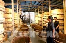Vietnam's first fish sauce museum opens