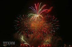 Da Nang International Fireworks Festival opens
