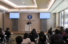Bank of Thailand releases April economic and monetary reports