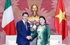 Italian PM voices support for Vietnam's UNSC non-permanent seat run