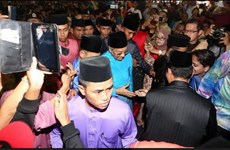 Malaysia: Thousands flock to state MB's residence for Islamic festival