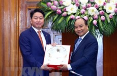 Vietnam welcomes SK Group's investment: PM