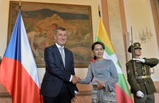 Czech Republic, Myanmar boost economic ties