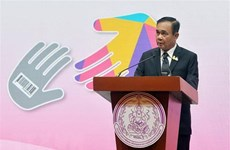 Thai PM Prayut Chan-o-cha pledges to work for nation