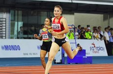 Vietnamese athlete wins gold at Asian Grand Prix Series