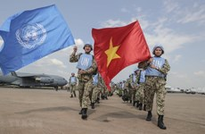 Joining UN peacekeeping missions affirms VN's contributions to world peace