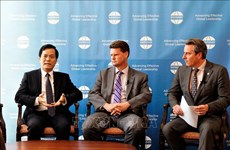 Meridian diplomacy forum talks Mekong-US cooperation