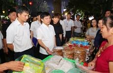 Hanoi Cuisine Culture Festival features Vietnam's famous specialties