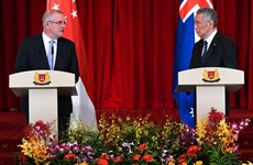 Singapore, Australia enhance digital economic cooperation
