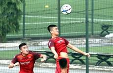 Vietnam, Myanmar in friendly warm-up for SEA Games